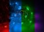 """Готовый набор: Гирлянда """"Belt Light"""", 25 ламп, 10 м, в каждой лампе 6 светодиодов, цвет мульти, цвет провода белый Neon-Night"""