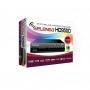 Приставка цифровая DVB-T2 SELENGA HD950D: металл, дисплей, кнопки, 2xUSB, HDMI, RCA, LOOP OUT, Wi-Fi
