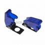 Защитная крышка для тумблеров типа KN и ASW синяя (SAC-01) (Цена за шт.,в уп.10шт.)