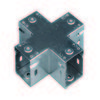 DKC / ДКС 39004K Ответвитель горизонтальный Х-образный 50х50 H50, глухой