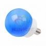 Лампа шар DIA 100 12 LED е27 синяя Neon-Night
