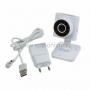 Беспроводная камера WiFi Smart 1.0Мп (720P), объектив 3.6 мм., ИК до 10 м.