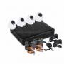 Комплект видеонаблюдения стандарта AHD-M 4 внутренние камеры (без жесткого диска) ProConnect