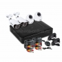 Комплект видеонаблюдения стандарта AHD-M 2 внутренние камеры 2 наружные камеры (без жесткого диска) ProConnect