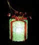 "Фигура светодиодная на подставке ""Новогодний подарок"", RGB Neon-Night"