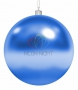 "Елочная фигура ""Шар"", 20 см, цвет синий Neon-Night"