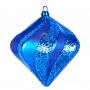 "Елочная фигура ""Алмаз"", 15 см, цвет синий (6шт) Neon-Night"