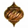 """Елочная фигура """"Лампа"""", 20 см, цвет золотой (4шт) Neon-Night"""