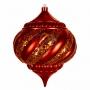 "Елочная фигура ""Лампа"", 20 см, цвет красный (4шт) Neon-Night"