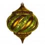 """Елочная фигура """"Лампа"""", 25 см, цвет золотой Neon-Night"""