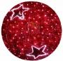 """Фигура """"Шар"""", LED подсветка  диам. 80см, красный Neon-Night"""