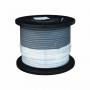 Саморегулируемый греющий кабель SRF24-2CR/SRL24-2CR  (экранированный)  (24Вт/1м), 200М  Proconnect