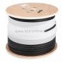 Саморегулируемый греющий кабель SRL 24-2CR (экранированный)  (24Вт/1м), 250М  REXANT