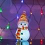 "Фигура светодиодная ""Снеговик"" 17см, RGB Neon-Night"