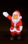 """Акриловая светодиодная фигура """"Санта Клаус приветствует"""" 60 см, 200 светодиодов, IP44 понижающий трансформатор в комплекте Neon-Night"""