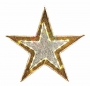 """Фигура """"Звезда"""" бархатная, с постоянным свечением, размеры 61 см (81 LED) Neon-Night"""