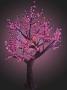 """Светодиодное дерево """"Азалия"""", высота 2.3 метра, розовые светодиоды, IP 54, понижающий трансформатор в комплекте Neon-Night"""