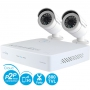 Комплект видеонаблюдения Mini 960Н PRO 4+2 800 TVL + 1TБ