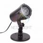 LED проектор, белые снежники,  220В Neon-Night