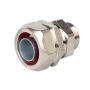 DKC / ДКС 6014-25G Муфта поворотная металлорукав-коробка DN 20, М25х1,5, наружная резьба