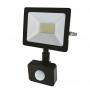 Прожектор светодиодный с датчиком движения 20 Вт 200–260В IP44 1600 лм 6500 K холодный свет REXANT