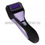 Профессиональная машинка для педикюра  Monella DMR 804 (чёрно-фиолетовый) !!аккумуляторная!!