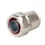 DKC / ДКС 6117-5040 Муфта металлорукав DN 40-жесткая труба д.50,мм, IP66/IP67, никелированная латунь