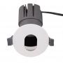 Светильник встраиваемый поворотный REXANT Horeca Dark Light с антиослепляющим эффектом 12 Вт 4000 К Oval LED WHITE