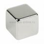 Неодимовый магнит куб 8х8х8 мм сцепление 3,7 кг (Упаковка 5 шт)