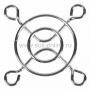 Решетка для вентилятора 40мм REXANT