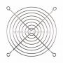 Решетка для вентилятора 120мм