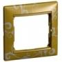 Рамка 1п золото барокко VLN Valena