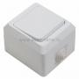 Выключатель одноклавишный влагозащищенный открытой установки, 10 А, IP 44 PROCONNECT