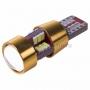 Светодиодная лампочка Т10 с линзой 12 ~ 24V