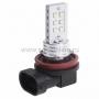 Светодиодная лампочка H11, 12 Вт (12 светодиодов)