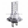 Светодиодная лампочка H7, 12 Вт (12 светодиодов)
