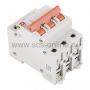 Автоматический выключатель BKN 3P C16A, тип C, 3 полюса, 6кА, 240/415В, номинальный ток 16A