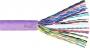 Кабель витая пара, неэкранированная U/UTP, категория 3, 50 пар (24 AWG), одножильный (solid), LSOH-1, фиолетовый Siemon
