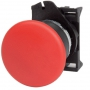 DKC / ДКС ABHT1R6N Кнопка грибовидная без фиксации, красная д. 60