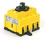DKC / ДКС AE8002B Выключатель нагрузки двухполюсный с установк. на монтажн.плату на 80А