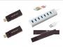 Набор из 2х USB адаптеров D1080 802.11a/b/g/n/ac и USB хаба, для AirMagnet Survey PRO