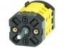 DKC / ДКС AS1207R Переключатель кулачковый трехполюсный с возвратом на 0 на 12 А