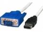 Кабель REXTRON для KVM переключателей 2-на-2, USB A-B, D-Sub 15-pin (M-F), 5м