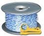 Кроссировочный кабель категории 5е, однопарный (синий/белый), 305 м Siemon