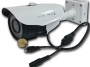 Наружная всепогодная камера видеонаблюдения с ИК подсветкой SONY Effio 700 TVL белая