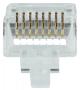 ITK Разъём RJ-45 UTP для кабеля кат.6 FPS