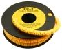 Маркер для кабеля д.7.4мм, цифра 1