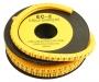 Маркер для кабеля д.7.4мм, цифра 2
