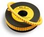 Маркер для кабеля д.7.4мм, цифра 8