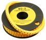 Маркер для кабеля д.7.4мм, цифра 9